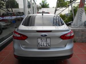 Bán Ford Focus 1.6MT_sedan sx 2012 cà vẹt 2013