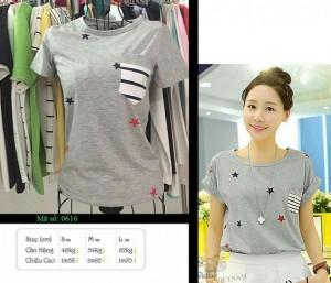 Áo thun style korea