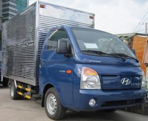 Xe tải Hyundai H100 1 tấn trả góp giá cực rẻ