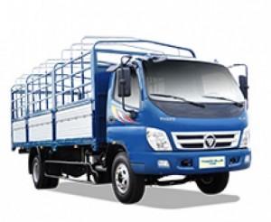 Olin 700B thùng dài 6,2m tải trọng 7 tấn giá 477.000.000 thùng mui bạt