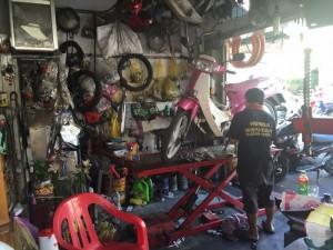 Chuyên thay thế phụ tùng,sửa chữa xe máy uy tín chất lượng.