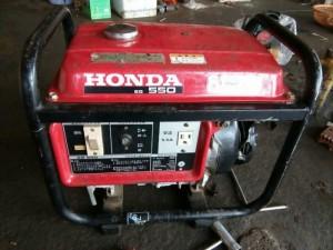 Máy phát điện mini Honda 4T  chạy rất êm, ít tốn nhiên liệu