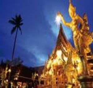 Tour du lịch 3 nước Đông Dương Cam - Lào - Thái Lan