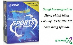 Sports Drink Powder ở đâu bán