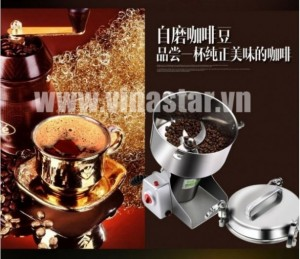 Máy xay nghiền thuốc bắc, tam thất, xay hạt cafe, trà xanh siêu mịn đa dạng kích thước, công suất.