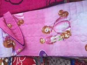 Mền cotton hình công chúa dễ thương