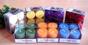 Nến thơm Tealight hộp 8 viên