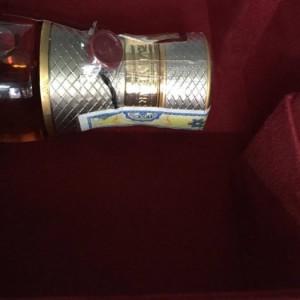 Rượu Chivas 25 hộp quà (2016)