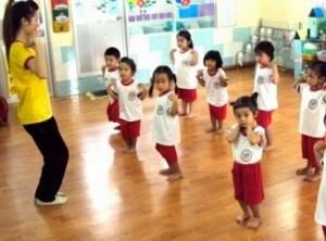 Tuyển Sinh Văn Bằng 2 Mầm Non, khóa học mầm non tại Hà Nội