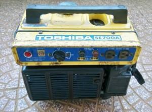 Bán máy phát điện Toshiba
