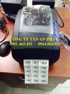 Máy in tem mã vạch dùng cho cửa hàng mỹ phẩm tại củ chi