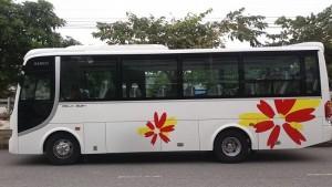 Bán Xe khách ISuZu Samco 5.2 L 29 -34 chỗ 2016 Giao xe Ngay