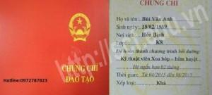Học xoa bóp bấm huyệt tại Hà Nội