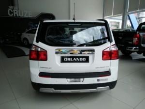 Chevrolet Orlando Ltz phiên bản 7 chỗ tiện nghi cho Gia Đình bạn