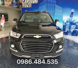Chevrolet Captiva Revv hoàn toàn mới. Khuyến...