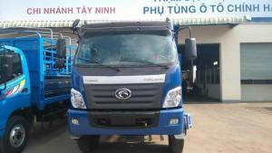 NEW Tây ninh xe Ben 5T,6T,8T,9T, xe ben 9.1 tấn Thaco Forland FD9500 hoàn toán mới, giá cả hợp lý , có xe giao ngay.