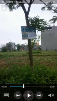 Đất phân lô Đối Diện UBND xã Đại Đồng