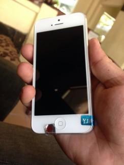 iPhone 5 lock mới 99% 16gb