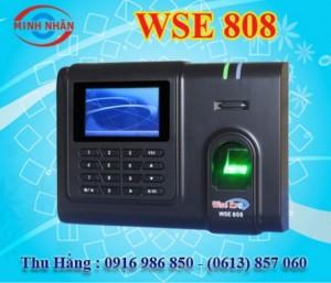 Máy chấm công Đồng Nai Wise Eye 808 - lắp đặt tại Định Quán