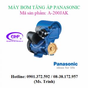 Máy bơm tăng áp tự động Panasonic A-200JAK giá cực tốt