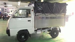 Xe tải nhẹ suzuki 500kg thùng mui bạt, Bán xe...