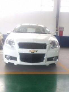 Chevrolet Aveo LTZ - Xe mới, Xe kinh doanh