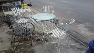 Bộ bàn ghế cà phê