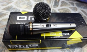 Micro Karaoke BMB chính hãng .