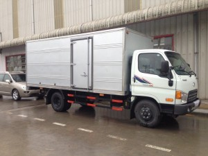 Tây ninh, xe tải Hyundai HD650(6.4 tấn) HD500(5 tấn) HD450(4.5 tấn)