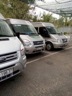 Dàn xe đời mới của Gia Khang, cung cấp dịch vụ cho thuê xe đi du lịch, cho thuê xe đi công tác, cho thuê xe khách