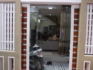 Bán gấp nhà rẻ, nở hậu, 44m2, mặt tiền đẹp KĐT Định Công, 4 tầng,  sổ đỏ chính chủ, miễn trung gian