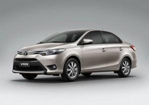 Cần bán xe Toyota vios đời 2014, số tự động