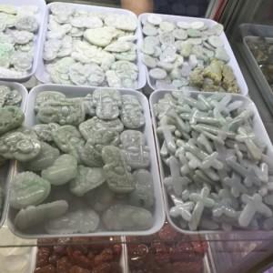 Cung cấp sỉ và lẻ trang sức phong thủy đá Cẩm Thạch 100% thiên nhiên giá Cực tốt