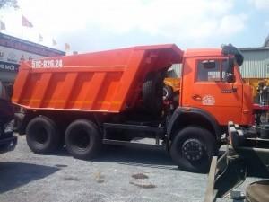 Tổng đại lý xe tải, ben, đầu kéo Kamaz Việt Nam, Xe tải ben 15 tấn Kamaz 13 tấn, 20 tấn nhập khẩu giao ngay