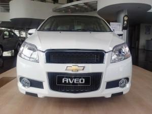 Bán xe Chevrolet AVEO 1.5 MT 2016, đẳng cấp,...