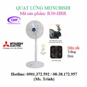 Quạt lửng Mitsubishi R30-HRR giá tốt nhất