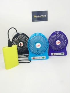 Các bạn văn phòng chú ý ,sản phẩm hot nhất mùa hè,Quạt sạc mini.Mã:TA-ĐD05