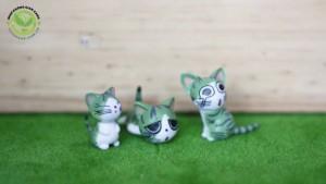 Mèo con mini