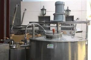 Máy nấu sữa bắp,hạt sen,gạo lứt-Thiết bị làm lạnh VinaOrganic