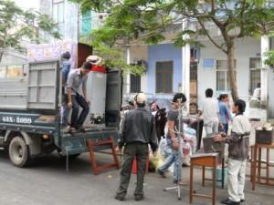 Chuyển văn phòng trọn gói cho nhân viên giá rẻ tại Hà Nội