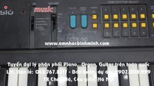 Đàn Organ Casio CTK50 giá 500.000 vnđ
