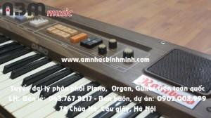 Đàn Organ Cassio Rain Bow giá 500.000 vnđ