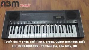 Đàn organ Technics K100 giá 600.000 vnđ