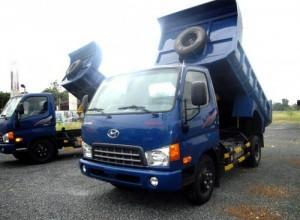 Xe ben Hyundai tăng tải HD99 6 tấn