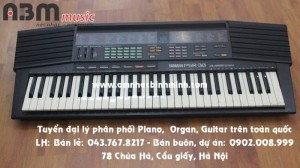 Đàn Organ Yamaha Psr38