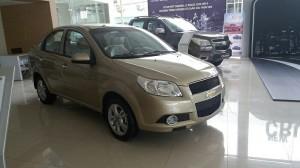 Chevrolet Aveo LTZ 1.5 số tự động Biên Hòa Đồng Nai