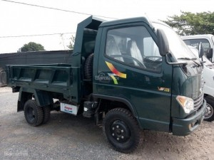 Xe tải Veam VB125 tải trọng 1t25 tự đổ