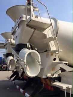Cần bán xe bồn trộn bê tông 2016 - 10m3 nhà nhập khẩu shacman rita võ