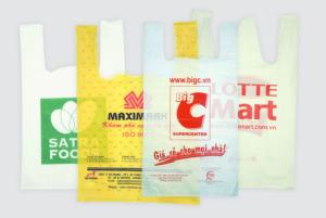Cung cấp và in ấn túi xốp siêu thị giá sỉ chất lượng