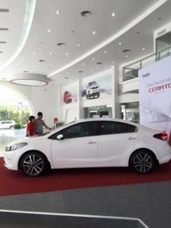 Bán xe Kia Cerato 1.6 AT ( K3 bản mới ) giá tốt nhất tại Hải Phòng